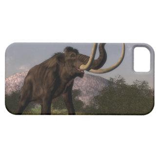 Mammoth - 3D render iPhone SE/5/5s Case