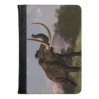 Mammoth - 3D render Kindle Case