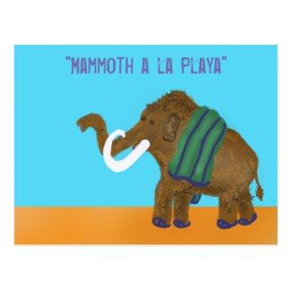 Mammoth a la Playa...