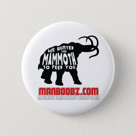 Mammoth Button