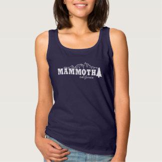 Mammoth, CA - American Apparel Spaghetti Tank Top