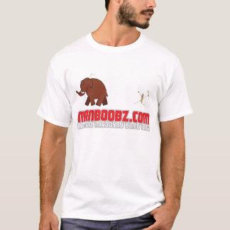 Mammoth Cartoon (for light shirts) T-Shirt