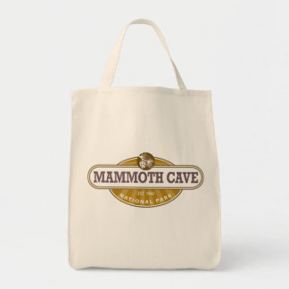 Mammoth Cave National Park Tote Bags
