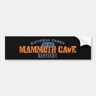 Mammoth Cave National Park Bumper Sticker