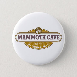 Mammoth Cave National Park Button