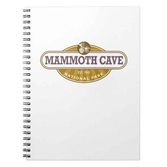 Mammoth Cave National Park Notebook