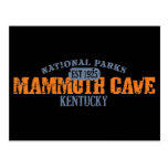 Mammoth Cave National Park Postcard
