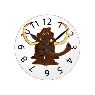 Mammoth Clock
