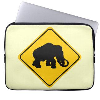 Mammoth Crossing Computer Sleeve