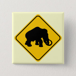 Mammoth Crossing Pinback Button