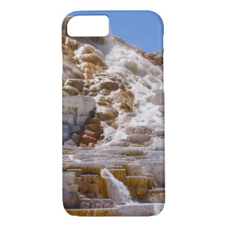 Mammoth Hot Springs iPhone 7 Case