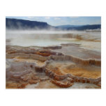 Mammoth Hot Springs Yellowstone Post Cards