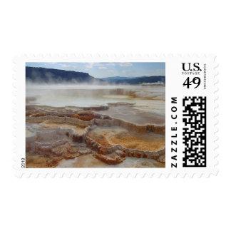 Mammoth Hot Springs Yellowstone Envio