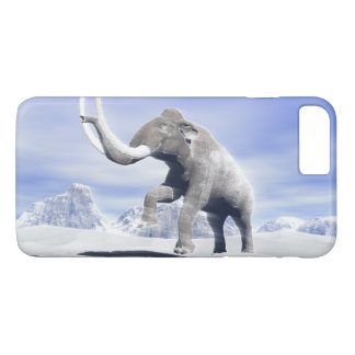 Mammoth in the wind iPhone 8 plus/7 plus case