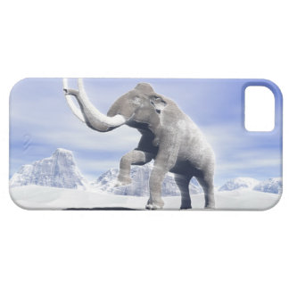Mammoth in the wind iPhone SE/5/5s case