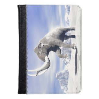 Mammoth in the wind kindle case