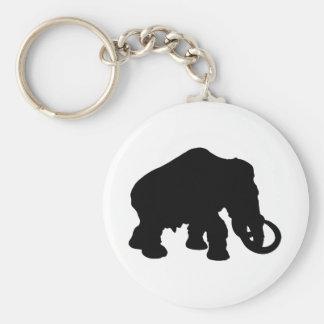 Mammoth Key Chains