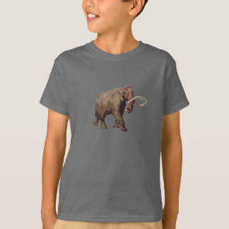Mammoth - Kids T-Shirt