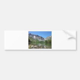 Mammoth Lake Bumper Sticker