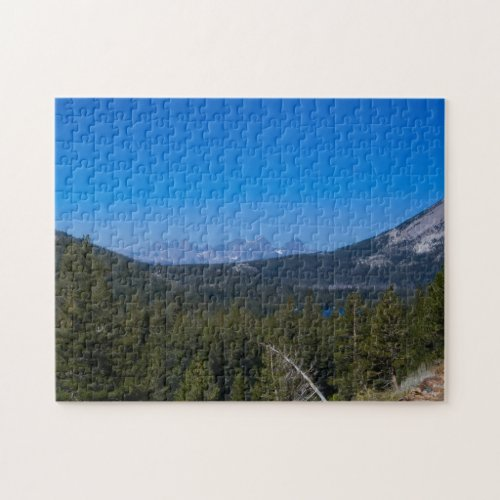 Mammoth Lakes Basin Puzzle puzzle