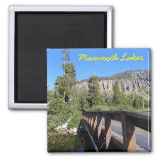 Mammoth Lakes, CA Magnet