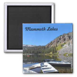 Mammoth Lakes, CA Magnet