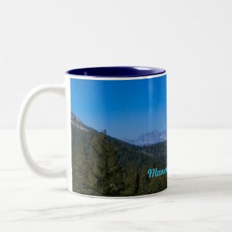 Mammoth Lakes, CA Mug mug