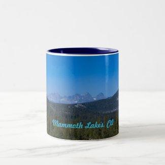 Mammoth Lakes, CA Mug