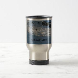 Mammoth Lakes Travel Mug