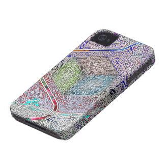 Mammoth Maze 5 IPhone Skin Case-Mate iPhone 4 Case