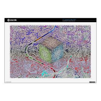 Mammoth Maze 5 Laptop Skin