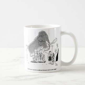 Mammoth meal coffee mug