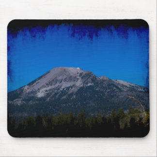 Mammoth Mountain Backside Mouse Pad