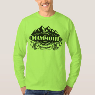 Mammoth Mountain Emblem T-Shirt