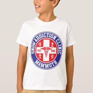 Mammoth Mtn Snow Addiction Clinic T-Shirt