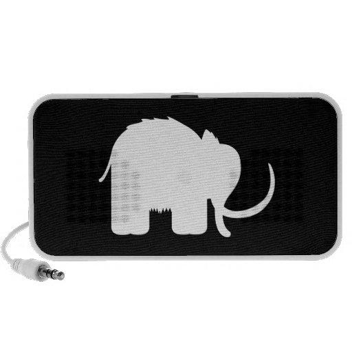 Mammoth Pictogram Doodle Speaker