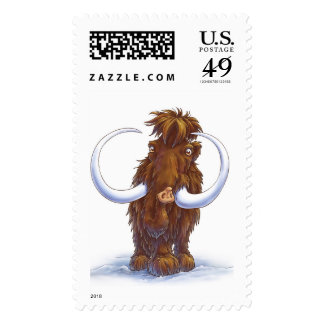 Mammoth Postage Stamps