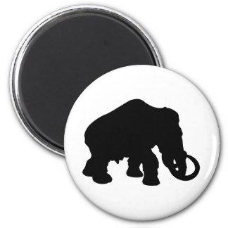 Mammoth Refrigerator Magnet