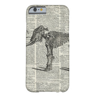 Mammoth Skielet Barely There iPhone 6 Case