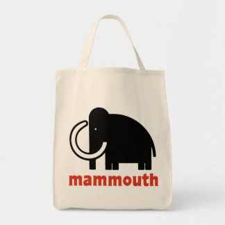 Mammoth Tote Bag
