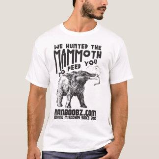 MammothTwo (for light shirts) T-Shirt