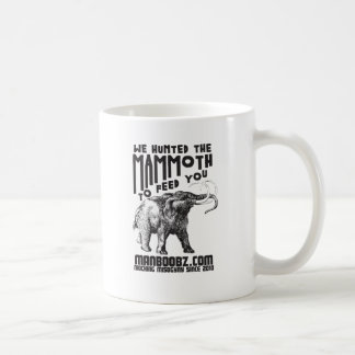 MammothTwo mug