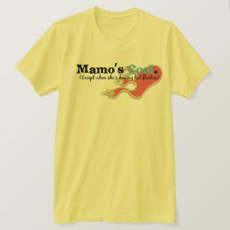 Mamo has Hot Flashes T-Shirt