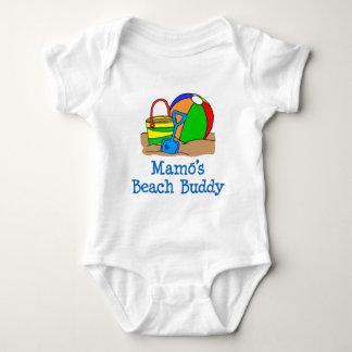 Mamo's Beach Buddy Baby Bodysuit