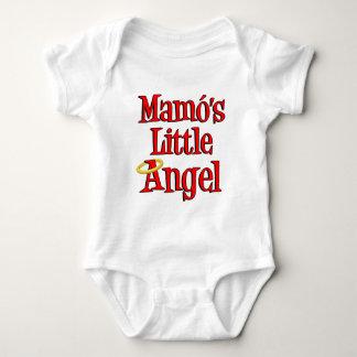 Mamo's Little Angel Baby Bodysuit