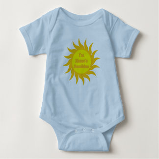 Mamo's Sunshine Baby Bodysuit