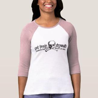 ¿Mampostería seca tóxica conseguida? Camisetas