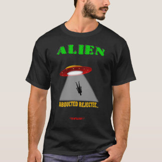 MAN ALIEN ABDUCTION T-Shirt