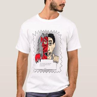 Man And Beast T-Shirt