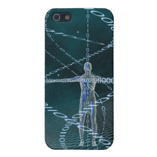 Man and Cyberspace Cases For iPhone 5